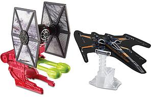 Hot Wheels Star Wars The Force Awakens First Order Special Forces TIE Fighter Blast Attack