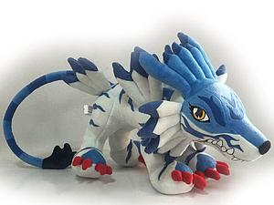 "Digimon Plush Garurumon (12"")"