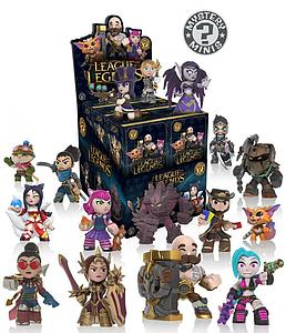 Mystery Minis Blind Box: League of Legends (1 Pack)