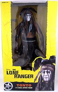 The Lone Ranger 1/4 Scale 18 Inch: Tonto (Johnny Depp)