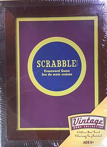 Scrabble (Vintage Game Collection)