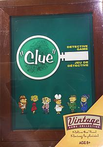Clue (Vintage Game Collection)