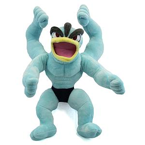 "Pokemon Plush Machamp (12"")"