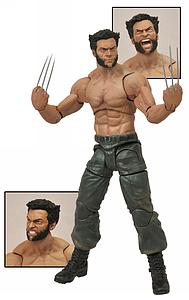 "Marvel Select The Wolverine Movie 7"": Wolverine (Special Collector Edition)"
