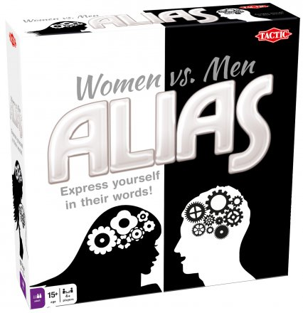 Alias Women vs Men