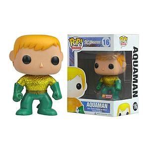 Pop! Heroes DC Universe Vinyl Figure Aquaman #16 PX Previews Exclusive