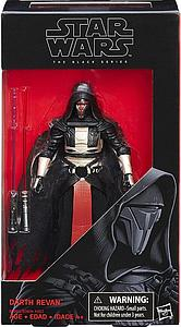 "Star Wars The Black Series 6"" Action Figure Darth Revan"