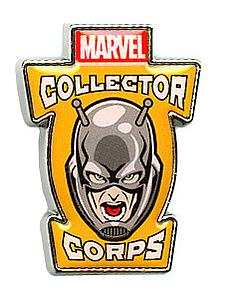 Pop! Pins Ant-Man Ant Man Pin Marvel Collector Corps Exclusive