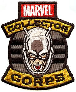 Pop! Patches Ant-Man Patch Marvel Collector Corps Exclusive