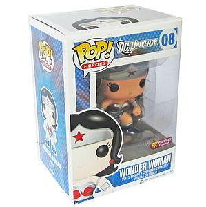 Pop! Heroes DC Universe Vinyl Figure Wonder Woman #08 PX Previews Exclusive