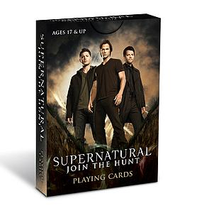 Supernatural: Playing Cards Deck A