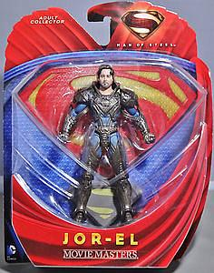 Mattel Man of Steel Movie Masters: Jor-El