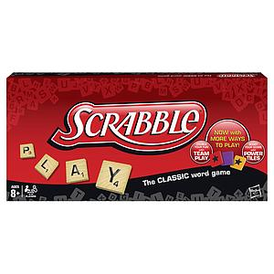 Scrabble: The Classic Word Game