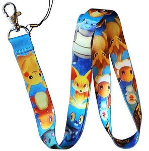 Pokemon GO! Lanyard