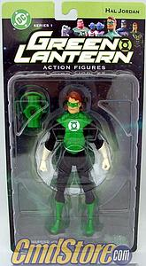 "DC Direct Green Lantern Green Lantern 6"" Series 1 Hal Jordan"