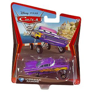 Mattel Disney Cars Die-Cast 1:55 Scale Toy: Hydraulic Ramone #19