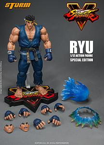 Ryu (Special Edition Blue Version)