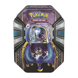 Pokemon Trading Card Game Legends of Alola Spring Tins 2017: Lunala-GX