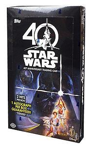 Star Wars Card Trader Trading Cards Booster Box (24 Packs)