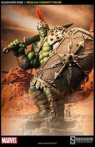 Sideshow Marvel Collectible 1/4 Scale Premium Format Statue: Gladiator Hulk