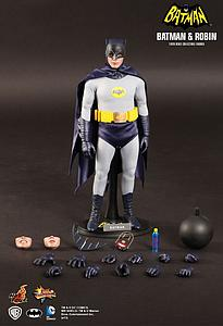 DC Batman 1960s TV 1/6 Scale Figure Batman (Adam West)