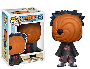 Pop! Animation Naruto Shippuden Vinyl Tobi #184