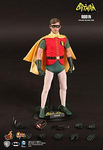 DC Batman 1960s TV 1/6 Scale Figure Robin (Burt Ward)