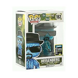 Pop! Television Breaking Bad Vinyl Figure Heisenberg #162 2015 Summer Convention Exclusive