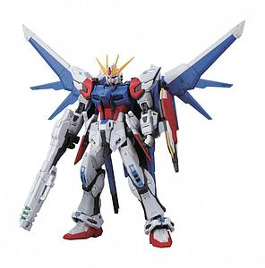 Gundam Build Fighter Real Grade 1/144 Scale Model Kit: #23 Build Strike Gundam Full Package