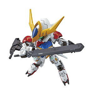 Gundam SD EX-Standard Model Kit: #014 ASW-G-08 Gundam Barbatos Lupus