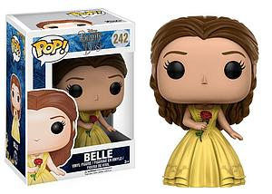 Pop! Disney Beauty & the Beast (2017) Vinyl Figure Belle #242