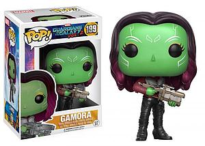 Pop! Marvel Guardians of the Galaxy 2 Vinyl Bobble-Head Gamora #199