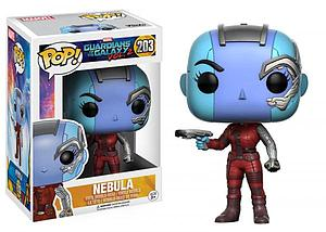 Pop! Marvel Guardians of the Galaxy 2 Vinyl Bobble-Head Nebula #203