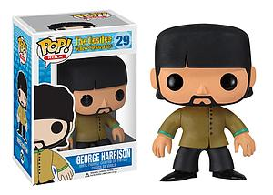 Pop! Rocks The Beatles Yellow Submarine Vinyl Figure George Harrison #29 (Retired)