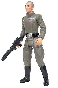 Star Wars The Power of the Force: Grand Moff Tarkin with Imperial Issue Blaster