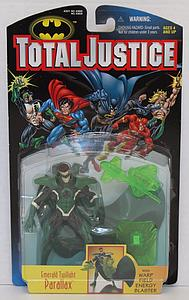 Total Justice: Emerald Twilight Parallax