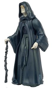Star Wars The Power of the Force Emperor Palpatine with Walking Stick