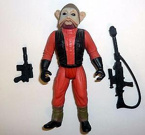 Star Wars The Power of the Force: Nien Nunb