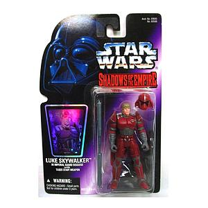 "Star Wars Shadows of the Empire 4"" Action Figure Luke Skywalker"
