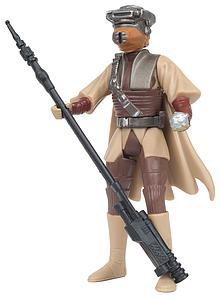 "Star Wars Shadows of the Empire 3.75"" Action Figure Leia in Boushh Disguise with Blaster Rifle & Bounty Hunter Helmet"