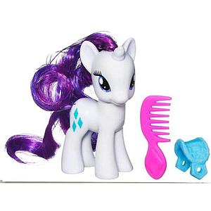 "My Little Pony 4"" Figure: Rarity"
