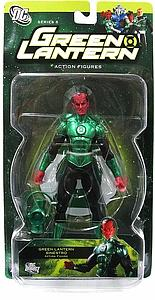 "DC Direct Green Lantern Green Lantern 6"" Series 5 Sinestro"