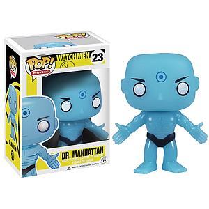 Pop! Movies Watchmen Vinyl Figure Dr. Manhattan #23 (Retired)