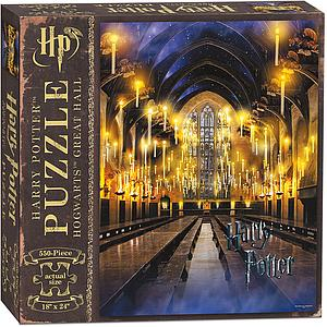 Puzzle: Harry Potter Hogwarts Great Hall