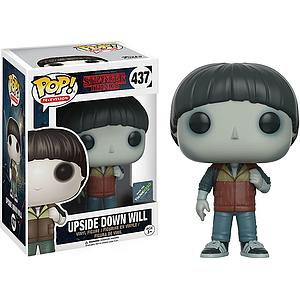 Pop! Television Stranger Things Vinyl Figure Upside Down Will #437 Think Geek Exclusive (No Sticker)