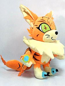 "Digimon Plush Meikuumon (12"")"