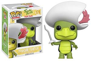 Pop! Animation Touche Turtle & Dum Dum Vinyl Figure Touche Turtle #170 (Vaulted)