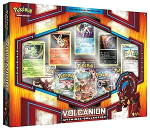 Pokemon Trading Card Game: Volcanion / Magearna Mythical Collection Volcanion