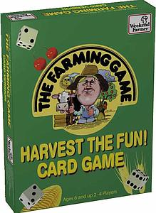 The Farming Game Card Game
