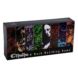 Cthulhu A Deck Building Game